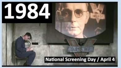 Με το «1984» του Όργουελ 90 αμερικανικοί κινηματογράφοι απαντούν στον Τραμπ