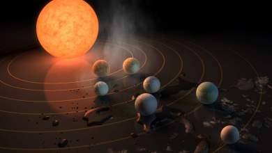 H NASA ανακάλυψε κοντινό ηλιακό σύστημα με επτά πλανήτες που μπορεί να έχουν ζωή [Βίντεο]