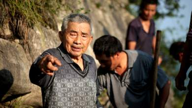 Ο άνθρωπος που έσκαβε 36 χρόνια ένα βουνό για να φέρει νερό στο χωριό του