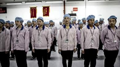 Στα εργοστάσια της Apple στην Κίνα... λίγοι μπορούν να αντέξουν [Βίντεο]