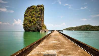Ο παράδεισος της Ταϊλάνδης με το «σκοτεινό» παρελθόν