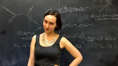Η Sabrina Pasterski είναι ο νέος Αϊνστάιν!