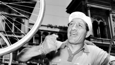 Τζίνο Μπαρτάλι, ο ποδηλάτης της αντίστασης