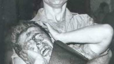 Φωτογραφία ντοκουμέντο από τον αιμόφυρτο Σωτήρη Πέτρουλα