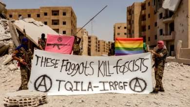 «Αυτές οι αδερφές σκοτώνουν φασίστες»
