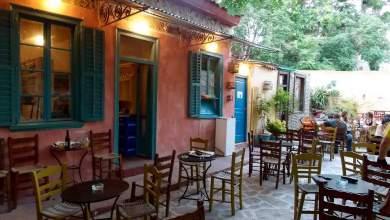 Οι 10 πιο ωραίες αυλές της Αθήνας