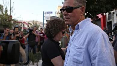 Παναγιώτης Φύσσας:«Ο δολοφόνος σπίτι του και ο γιος μου λιώνει στο χώμα»