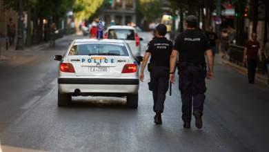 Δύο αστυνομικοί συνελήφθησαν για ληστεία σε βάρος Σύρου