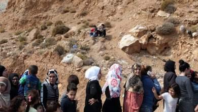 Στο αυτόφωρο για κακούργημα έξι πρόσφυγες που συνελήφθησαν να κλέβουν λαχανικά στη Χίο