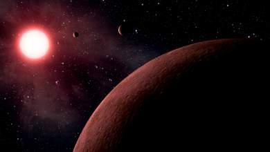 Η NASA ανακάλυψε ηλιακό σύστημα με πλανήτες σαν τη Γη