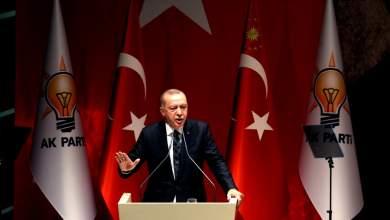 Ένα σωσίβιο βουτηγμένο στο αίμα για τον Ερντογάν