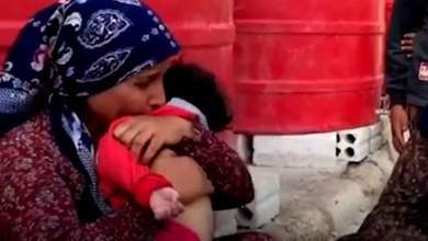Το σπαρακτικό ξέσπασμα της Κούρδισας μάνας [Βίντεο]