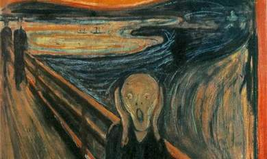 Έντβαρτ Μουνκ: «Δεν ζωγραφίζω αυτό που βλέπω, αλλά αυτό που έβλεπα»