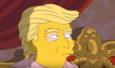 Οι Simpsons σατιρίζουν τις «100 ημέρες» του Τραμπ [ΒΙΝΤΕΟ]