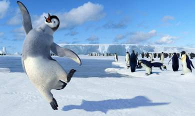 Ανακαλύφθηκε απολίθωμα γιγάντιου πιγκουίνου με ύψος ανθρώπου [ΦΩΤΟ]