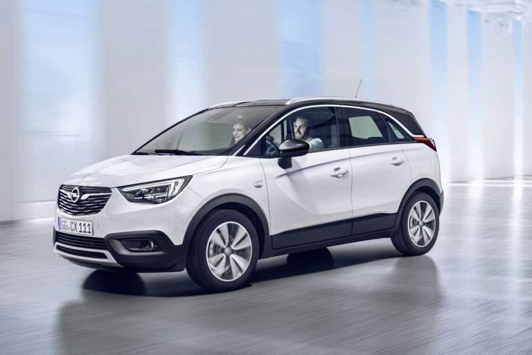 Opel Crossland X: Τζιποειδές πόλης, με πολυμορφικές αποχρώσεις…