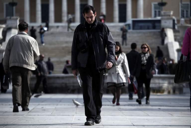Ένας εξωγήινος στην Αθήνα