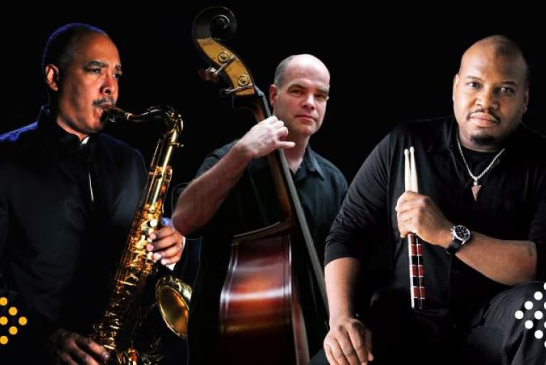 Trio of Liberty: Μια jazz τριάδα, σχεδόν αγία!