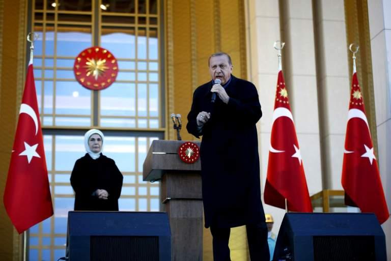 Αποτέλεσμα εικόνας για Οι απειλές του νέου «Ερντογανιστάν»
