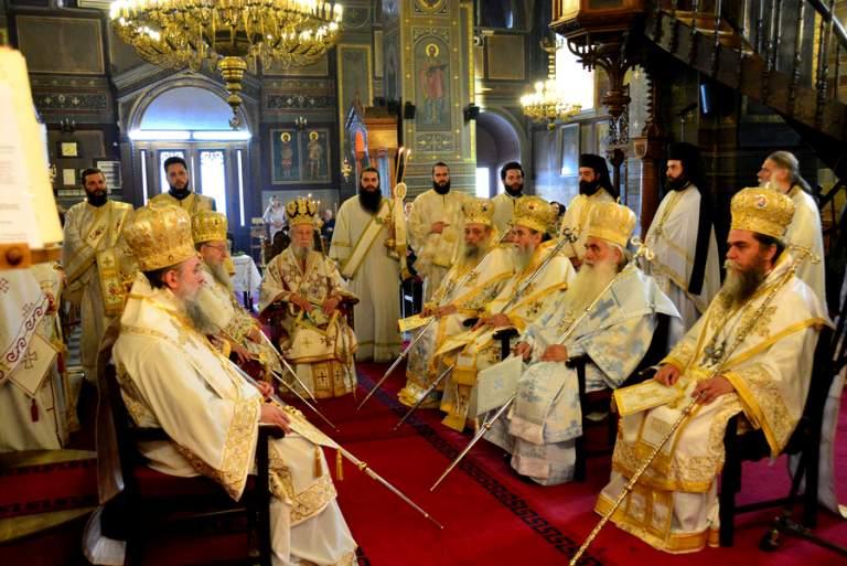 Η Χούντα της Ελληνικής Ορθόδοξης Εκκλησίας