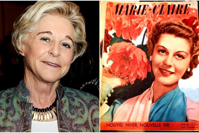 Πέθανε η Εβελίν Προυβόστ, ιδρύτρια του ομίλου Marie Claire