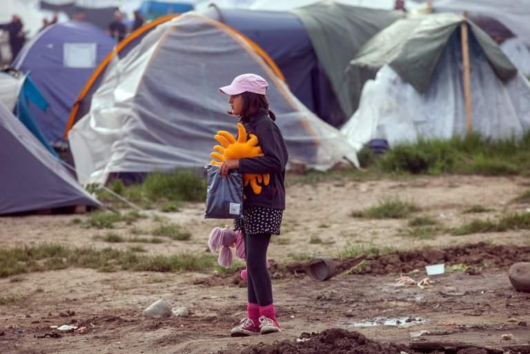 Αποζημίωση των κατοίκων της Ειδομένης