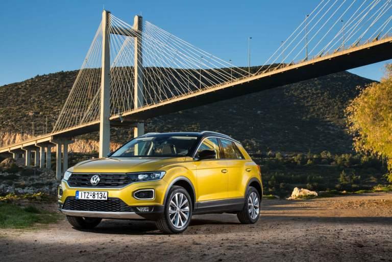 Volkswagen T-Roc: To high tech SUV