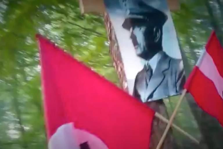 Λατρεία στον Χίτλερ [Βίντεο]