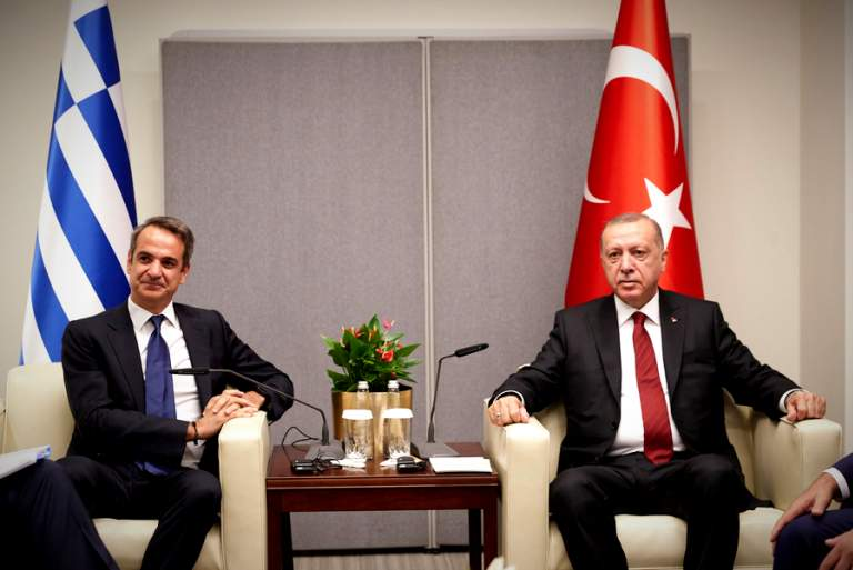 Ο μεγάλος εκβιασμός του Ερντογάν και η ατολμία της Αθήνας