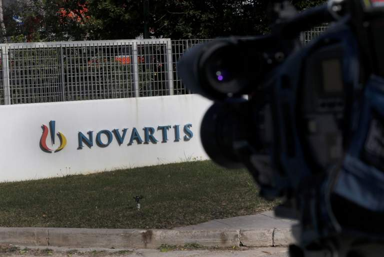 Ποιοι είναι οι «ξένοι αξιωματούχοι» που δωροδόκησε η Novartis;