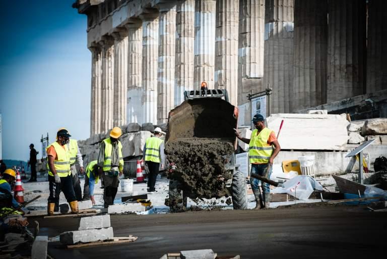 Υπόθεση Κορρέ: Η ακρόπολη βανδαλίστηκε, τα αρχαία Βενιζέλου κινδυνεύουν και η αλαζονεία περισσεύει