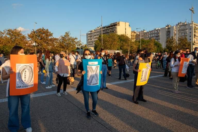 Μετρό και Αρχαία Θεσσαλονίκης: Έγκλημα και τιμωρία