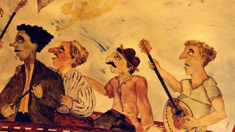 Image result for διάλεξη του Μάνου Χατζιδάκι για το Ρεμπέτικο