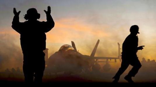 Για την πολεμική επίθεση στη Συρία...